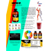 Ampro XP-Energy and Vitality and Immune System Booster (1 Bottle, 120 ml) (Click here for DETAILS)