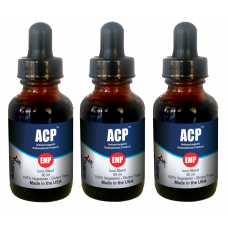 ACP-EMP Endometrosis Disorder Ionic Economy-Pack of 3 Bottles (3X60 ml) (Click here for DETAILS)