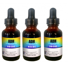 ADH-ABCD For Autism & Attention Deficit Hyperactivity Disorder (3 bottles, 60ml) (Click here for DETAILS)