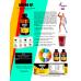 Ampro XP Super Energy Booster Pack of 8 Bottles. (120 ml each bottle) (Click here for DETAILS)