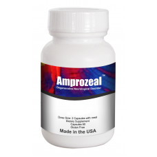 Amprozeal- Memory Decline Supplement (Capsule 60ct) (Click here for DETAILS)
