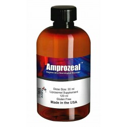 Amprozeal Neurological Disorder Supplement (Liquid 120 ml) (Click here for DETAILS)