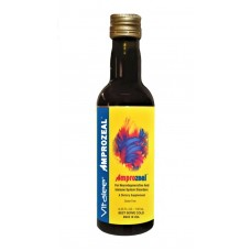 Amprozeal Neurological Disorder Supplement (Liquid 187 ml) (Click here for DETAILS)