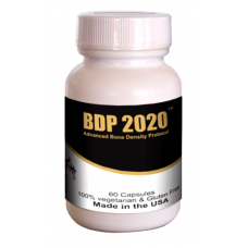 BDP 2020 Osteopenia, Osteoporosis, Bone Density Builder (Capsule 60ct) (Click here for DETAILS)