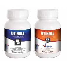 Combo C-Utinole H.Pylori & Urinary Tract Infection (Capsule 2x60ct) (Click here for DETAILS)