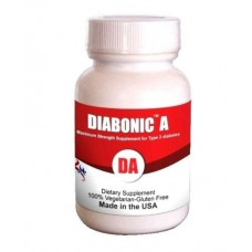 Diabonic DA-Type 2 Glucose Management Naturally (Capsule 60ct) (Click here for DETAILS)