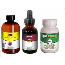 Flu Guard-Family Travel MSR Kit Aganist infection (3 items kit) (Click here for DETAILS)