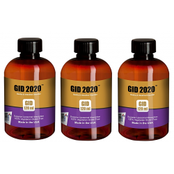 GID 2020- Super Gastrointestinol Supplement Drink (3 bottles Pack, 60 ml) (Click here for DETAILS)