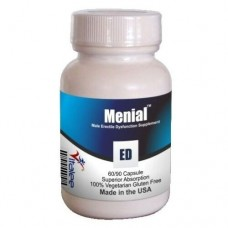Menial Safer and Natural Alternative to Impotence (Capsule 60ct) (Click here for DETAILS)
