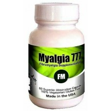 Myalgia 777 for Fibromyalgia Syndrome (60 Capsule) (Click here for DETAILS)