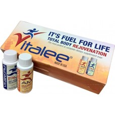 Vitalee AM and PM, Fuel for Life. (60 ml liquid 1 Box containing 7AM and 7PM) (Click here for DETAILS)