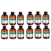 Weight Buster Tea-Anti Obesity and Weight Loss Drink Pack-(120 ml-6 Bottles) (Click here for DETAILS)