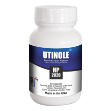 Utinole HP 2020- Potent Helicobacter Pylori Supplement ( 60ct) (Click here for DETAILS)